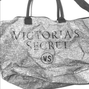 Victoria's Secret glitter bag